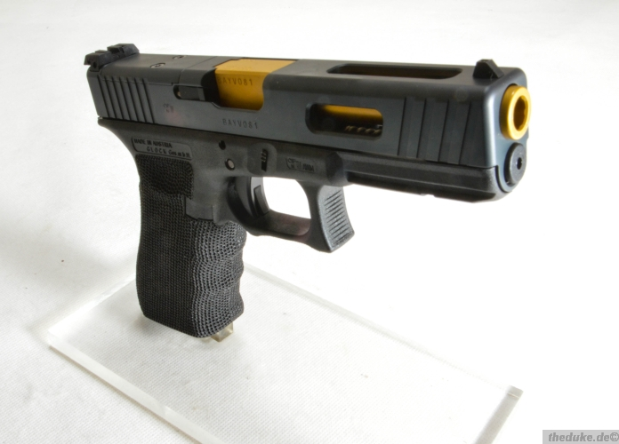Glock 17 4 Generation M O S Tier 1 The Duke Gmbh