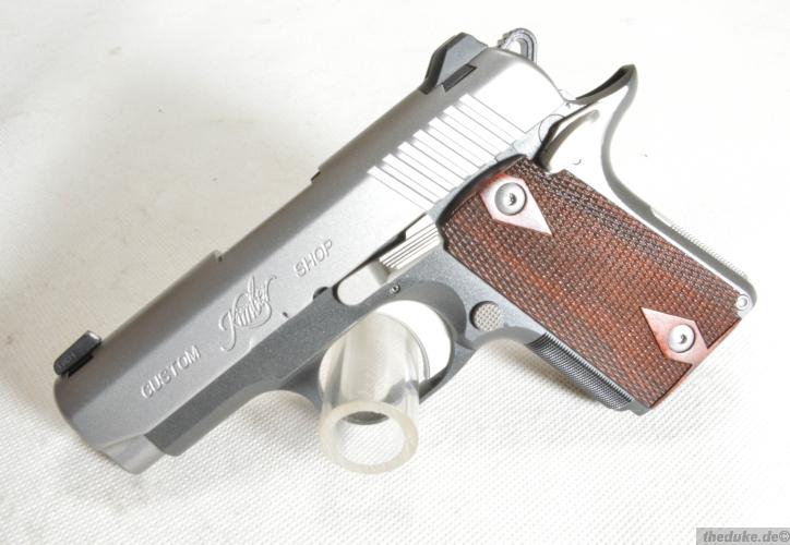 Kimber Micro 9 CDP