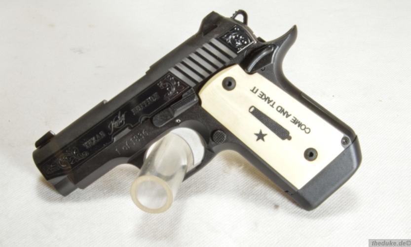 kimber micro 9 texas edition 9mm 3.15 limited edition