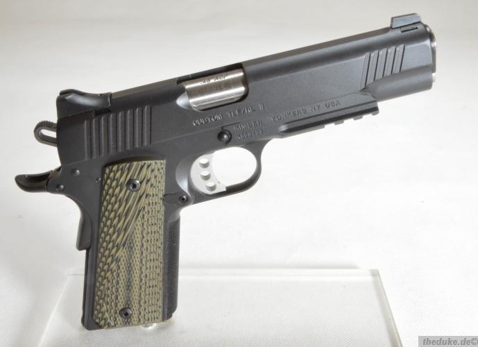 Kimber Custom TLE II/RL II