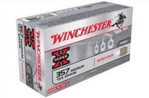 long guns ammunition