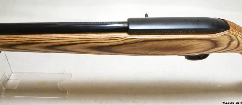 Ruger 1022 Target Lite Thumbhole Im Kaliber 22lr: Ruger 10/22 Target Braun
