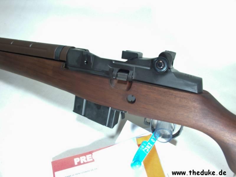 Springfield Armory M1A National Match Rifle