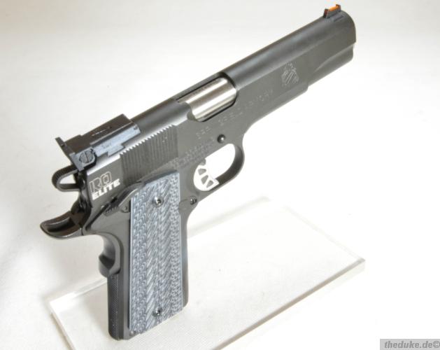 Springfield 1911 Range Officer Elite Target - The DUKE GmbH