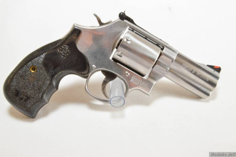 Smith Wesson 686 357 Magnum Series 3 Special Ed