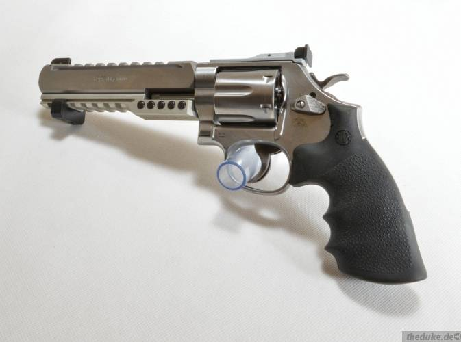 Smith Wesson 686 Ultimate Champion